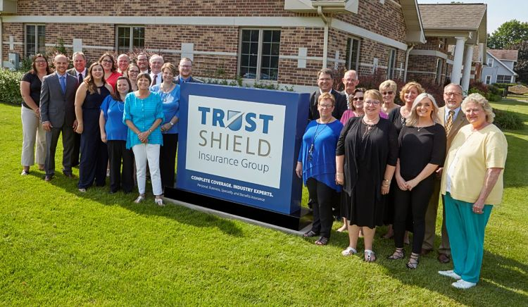 Trust Shield Insurance Group Team
