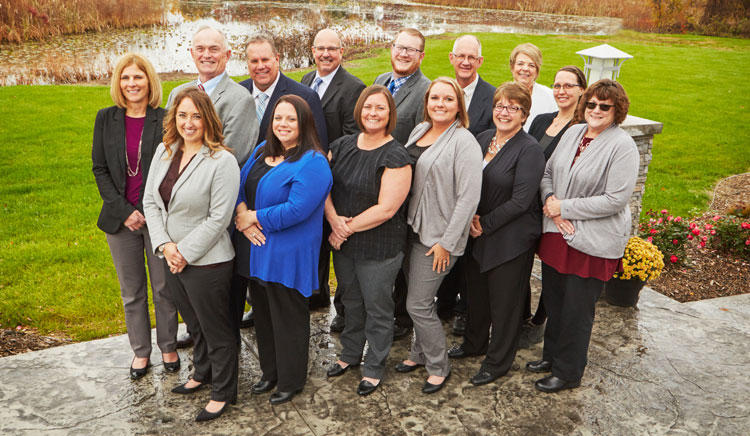 Ralph Hayward Insurance Group Team